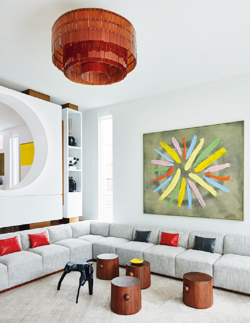 Pop Of Color Room Ideas That Ready To Pop Up Colorful Mood Every Time