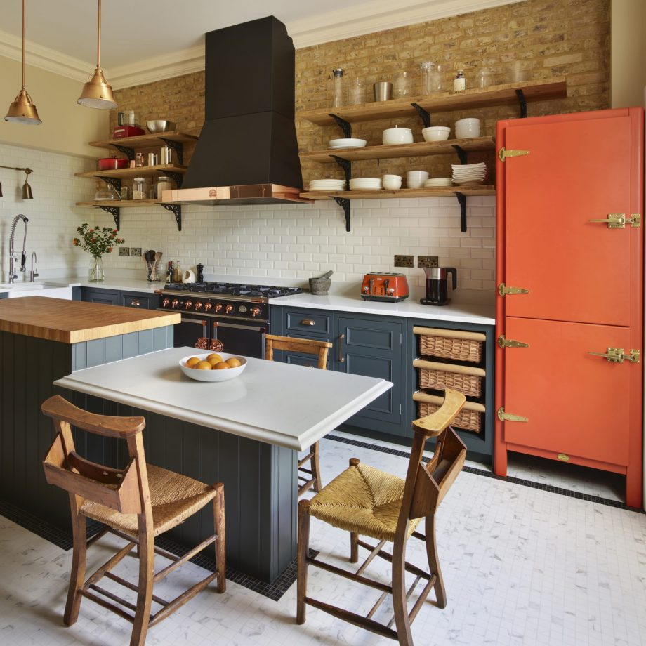 Flash bold color Upgrading The Latest Rustic Designs That Perfect For Rural And Urban Home Setting