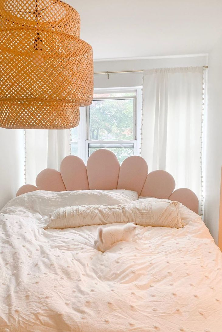 Pom-lined curtains Undoubtedly Inspiring Bedroom Curtain Ideas To Instantly Elevate Your Space