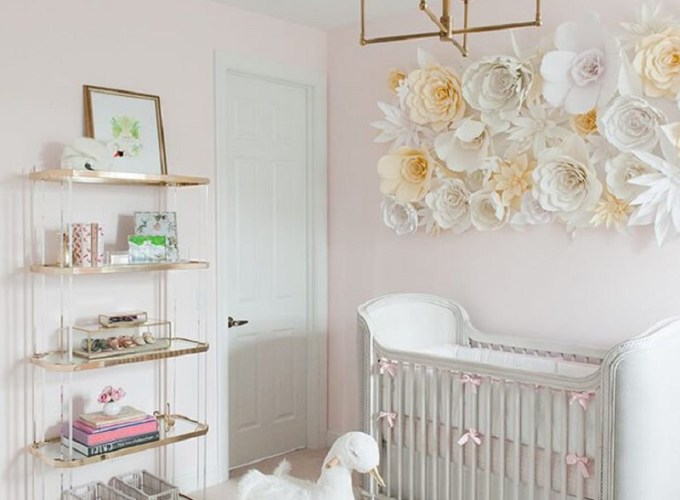 Unchangeable Animal-Themed Ideas To Present The Most Adorable Nursery Space