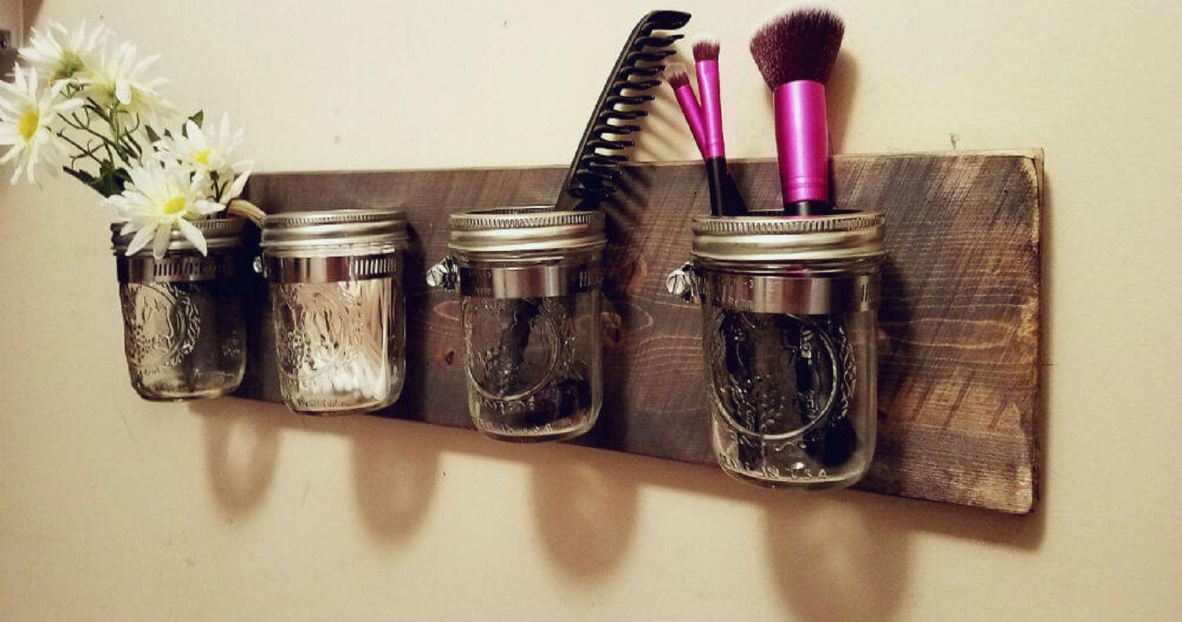Tees transformations mason jar organizer https://homebnc.com/best-etsy-bathroom-accessories-ideas-to-buy/