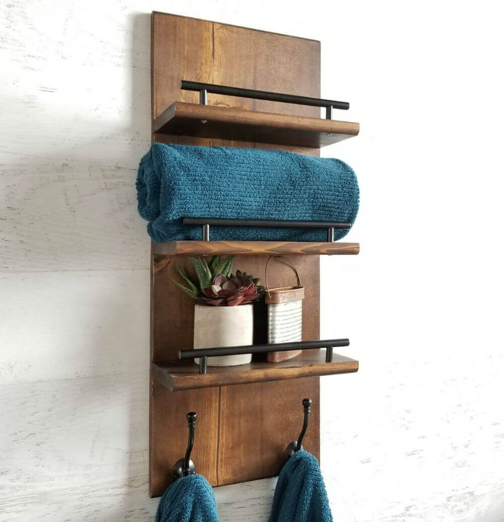 Urban alloy floating shelf organizer https://homebnc.com/best-etsy-bathroom-accessories-ideas-to-buy/