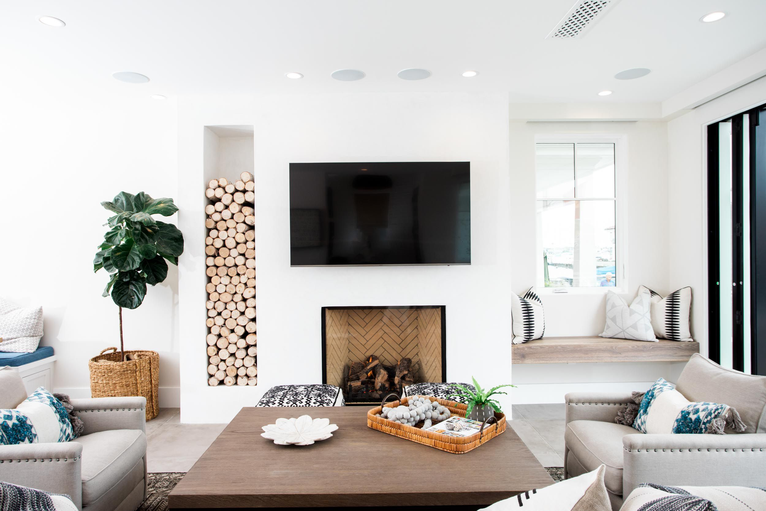 Ultramodern Wall Niches That Serve You An Extra Bonus For Square Footage