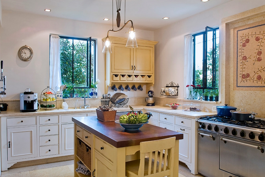 17 Stunning Kitchen Island Design Ideas for Your Tiny Kitchen