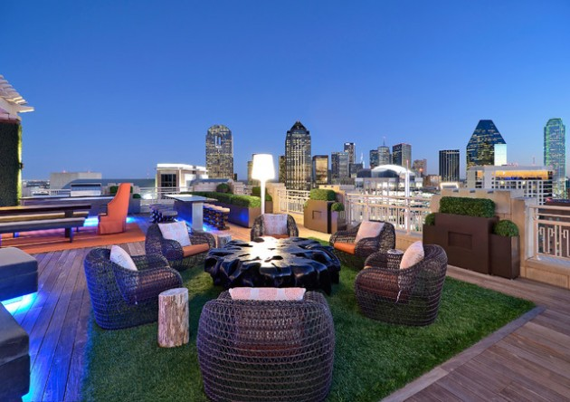 Innovative Rooftop Design Ideas to Get A Stunning Outdoor Space