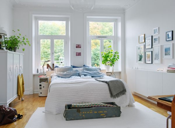 Scandinavian Bedroom Decoration Ideas