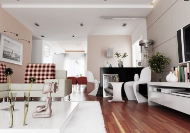 Sophisticated-pink-living-room-700x491