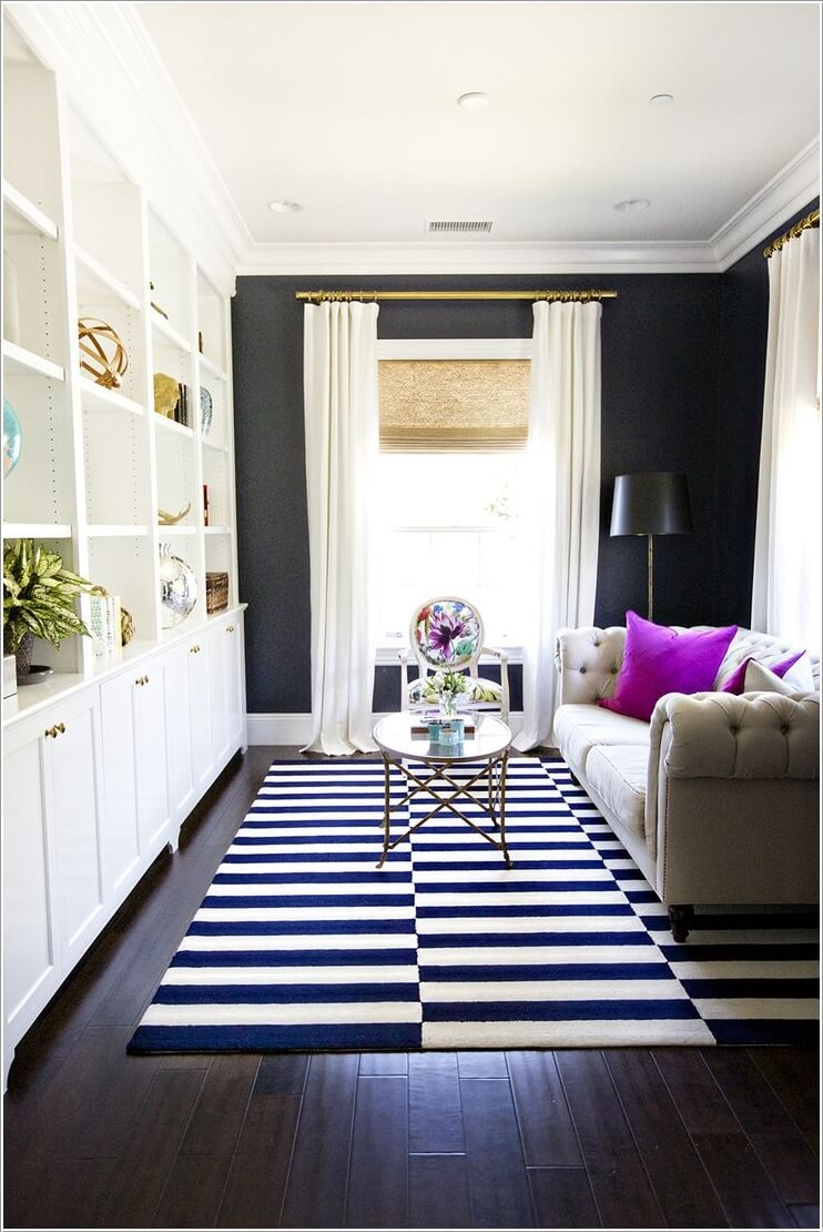 Use These 5 Items To Make Your Small Living Room Looks Beautiful
