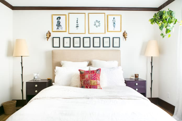 Bedroom Wall Decoration Ideas to Add Interest and Inspiring Spot
