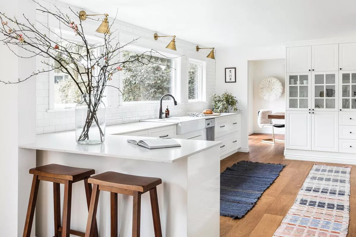 Maximize Your Small Kitchen with These Kitchen Island Ideas