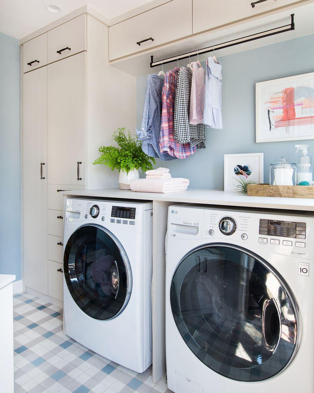 Laundry Room Organization Ideas to Avoid Messy Looks