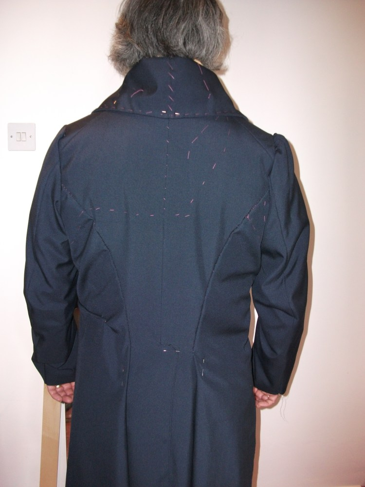 Reconstructing History 1820s Tailcoat Pattern (4/4)