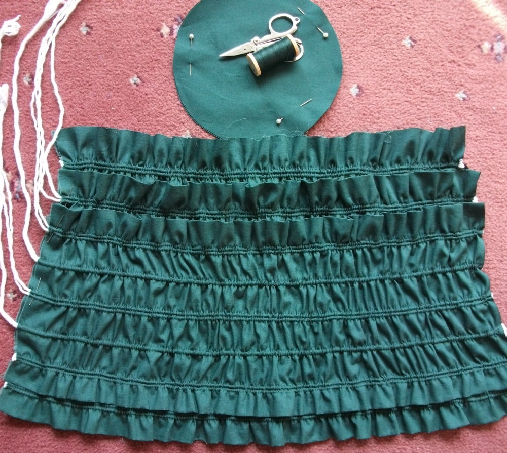 Green Corded Bonnet - Part One (5/5)
