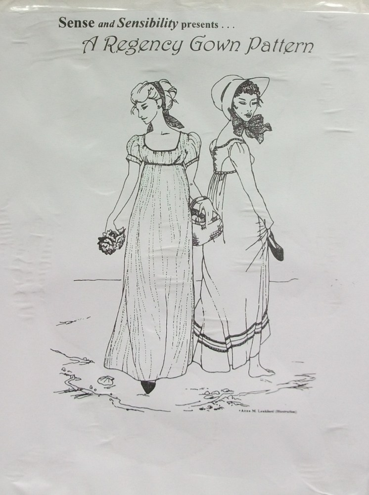 A Corded or Tucked Petticoat (2/2)