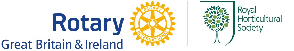 As part of the Purple4Polio campaign Rotary has teamed up with the Royal Horticultural Society (RHS) to plant 5 million purple crocuses across Great Britain and Ireland