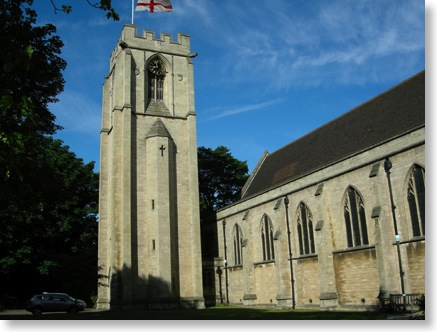 bell ringing at St Matthews Chapel Allerton