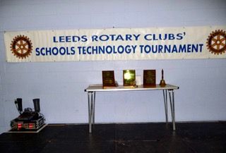 Leeds Rotary Clubs' Schools Technology Tournament