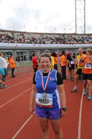 Amsterdam Marathon 07