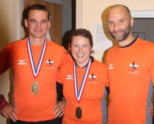 Amsterdam Marathon 18