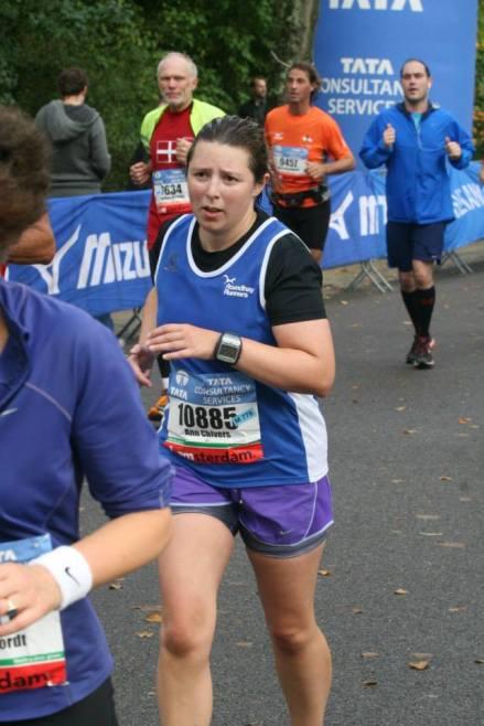 Amsterdam Marathon 22