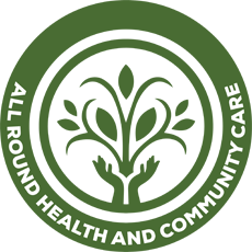 All Round Health Logo