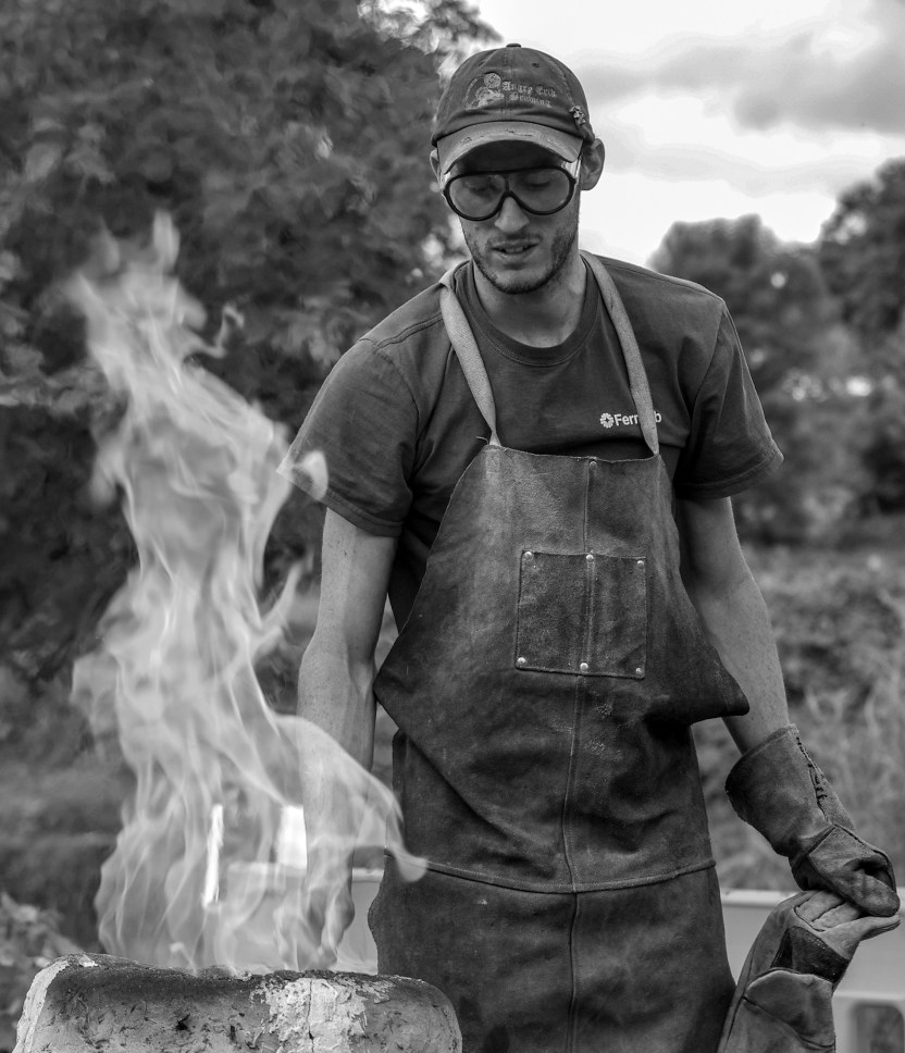 Bloomery Smelting Furnace