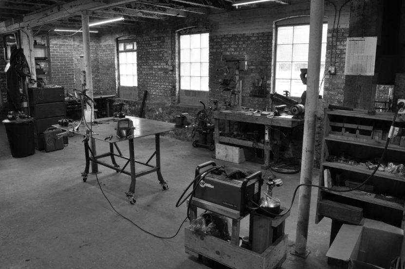Greenfield Massachusetts Blacksmith Shop Custom Ironwork