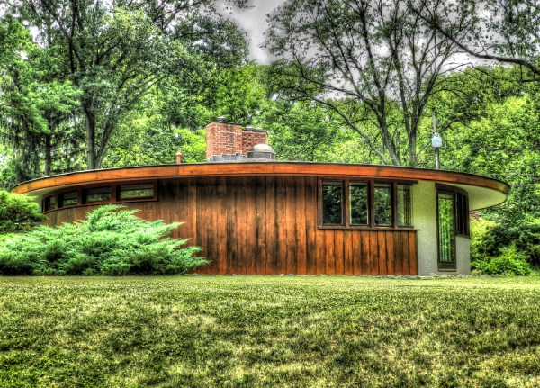 organic architecture in ohio 171 round houses
