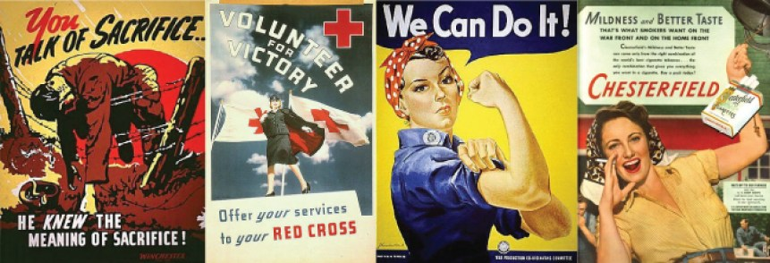 1940s Advertising