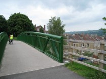 Milmead Road bridge