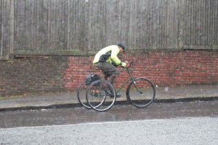 Hard riding to Brighton