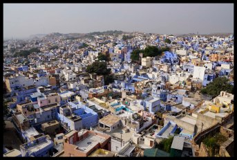 "Jodhpur ""The Blue City"""