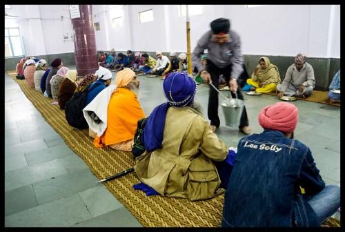 Delhi - Service is Prayer
