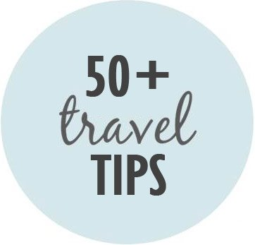 50 travel tips