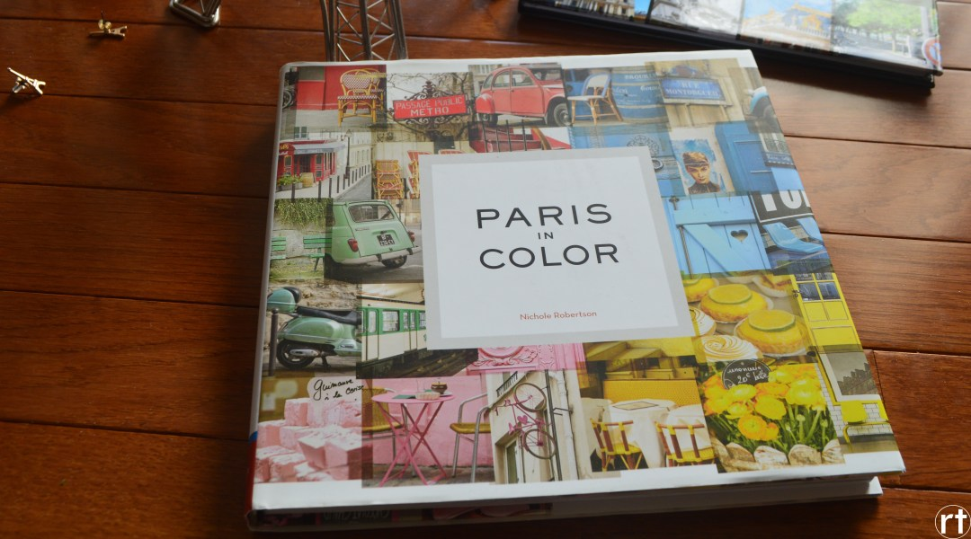 Paris in Color Book France