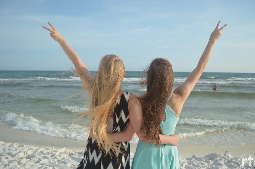Destin Florida Beach Friends