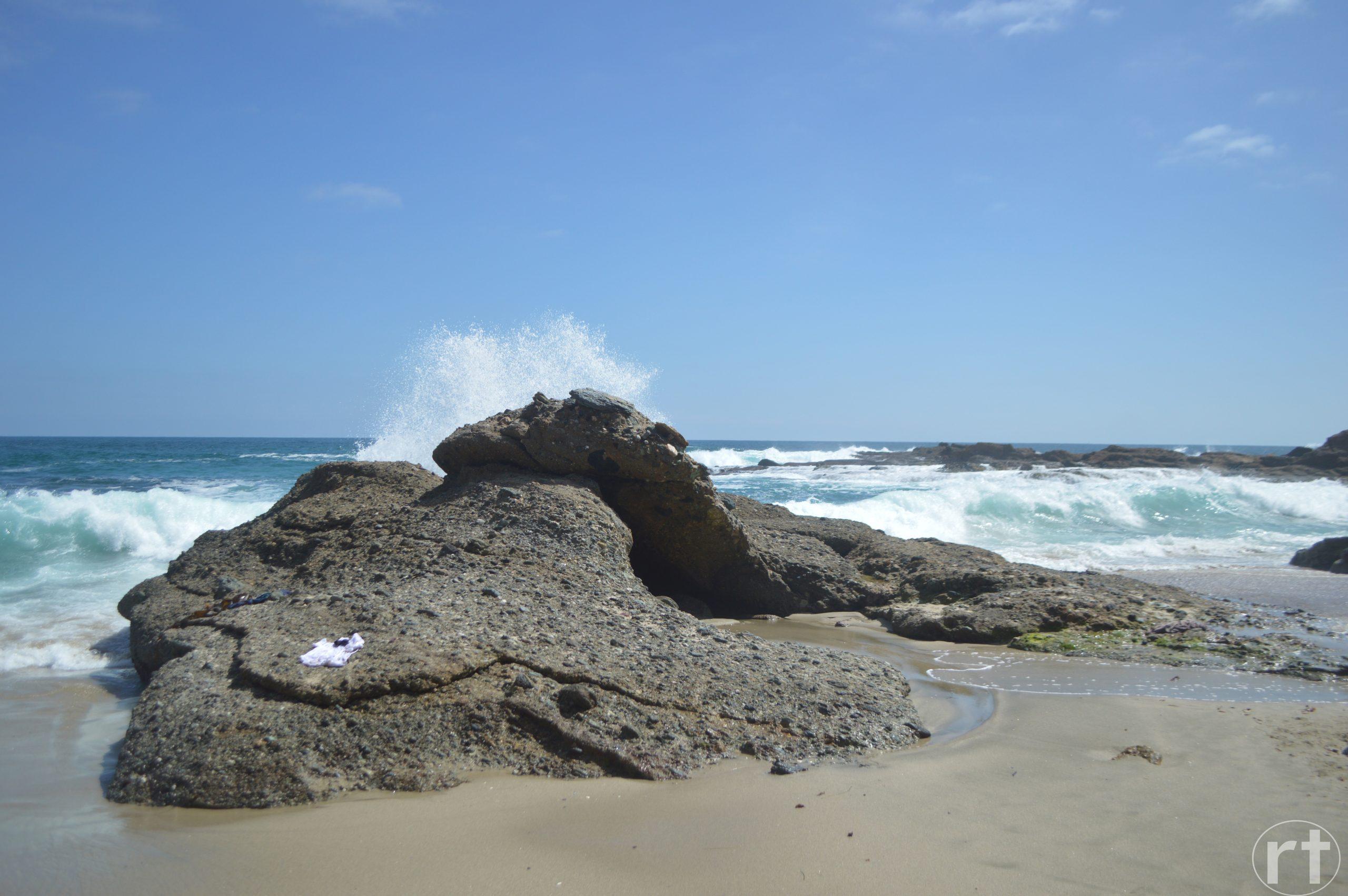 Treasure Island Laguna Beach Los Angeles Rock