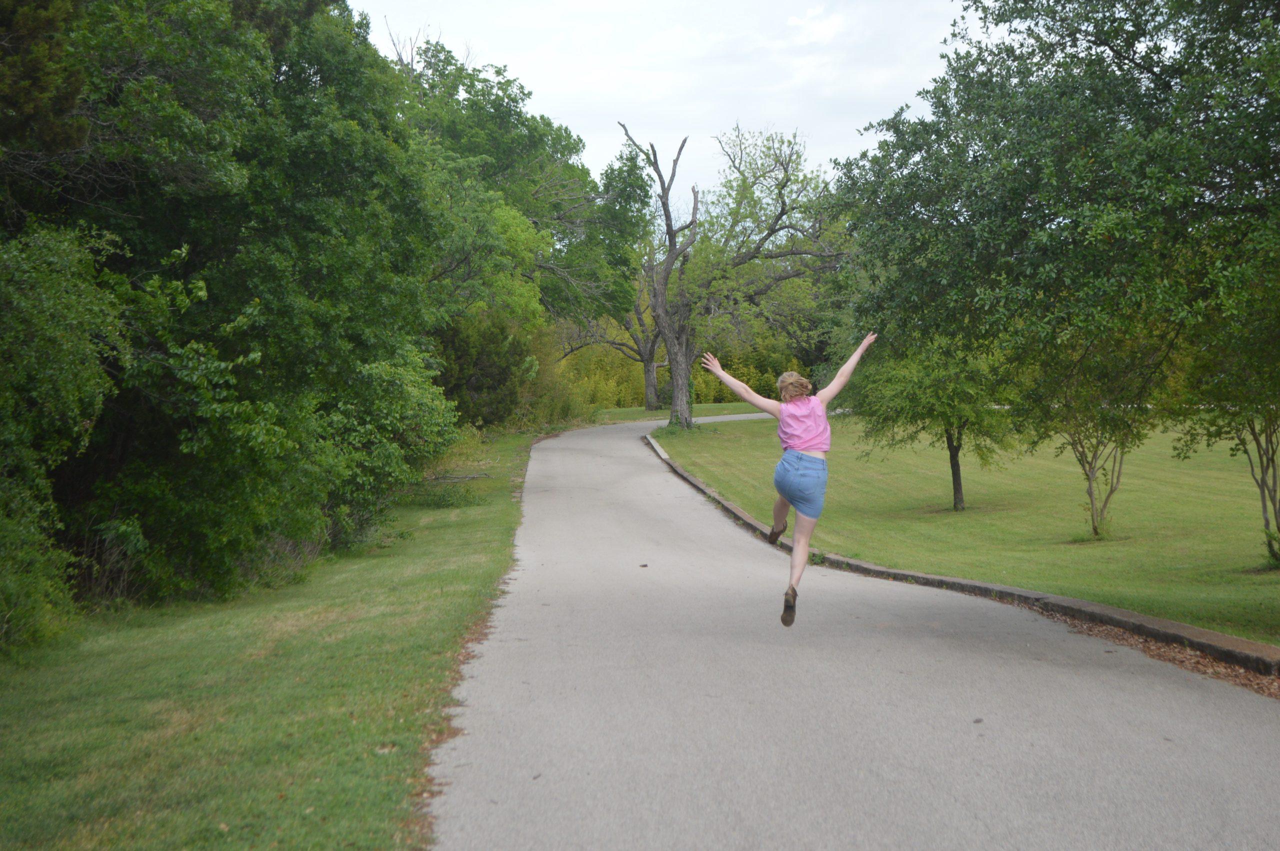Cameron Park Jump for Joy Travel