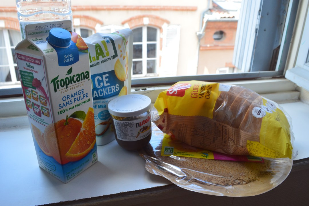 Monoprix Grocery Shopping France Abroad Travel Expat