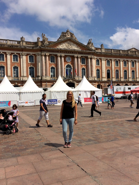 Atti Hauer Aupairworld Capitole Toulouse France