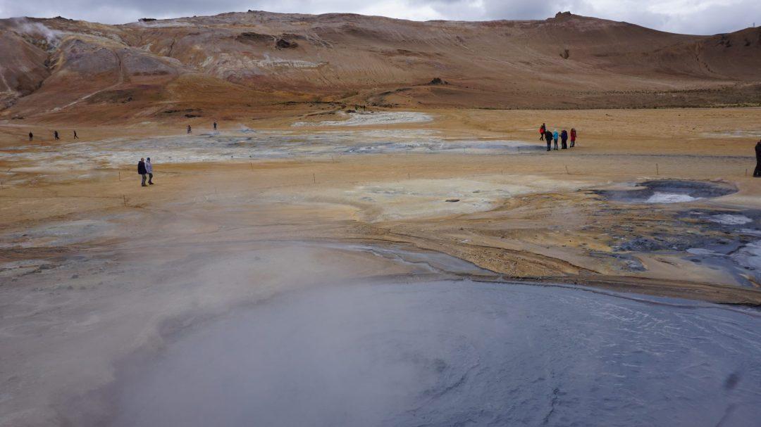Iceland Road Trip Round trip Springs