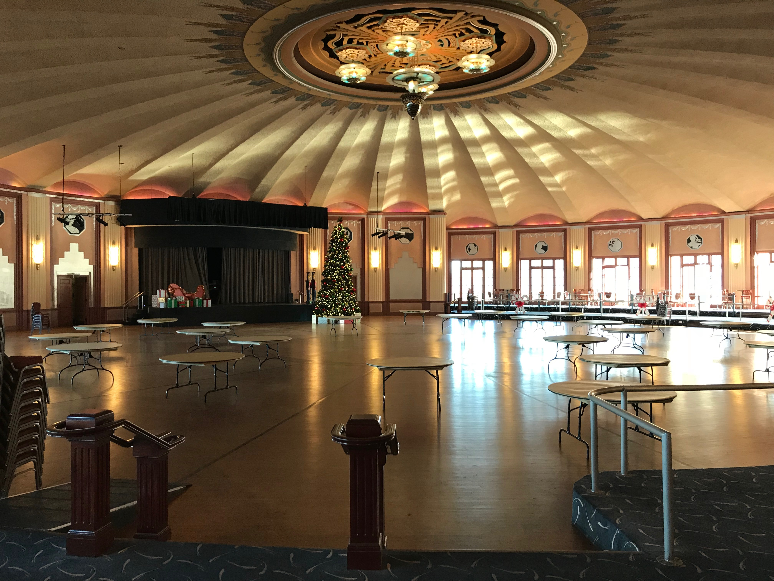 Catalina Casino Ballroom California
