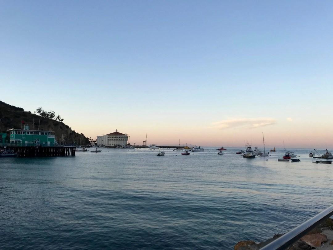 Catalina Island Coast Line California Ferry