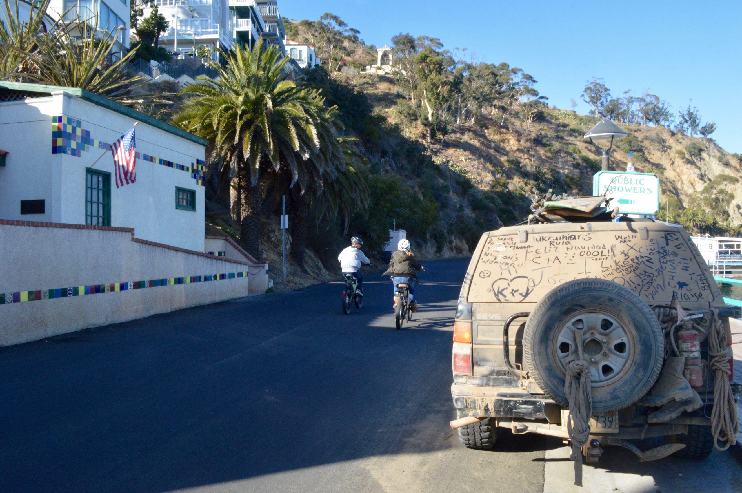 Catalina Island Life California