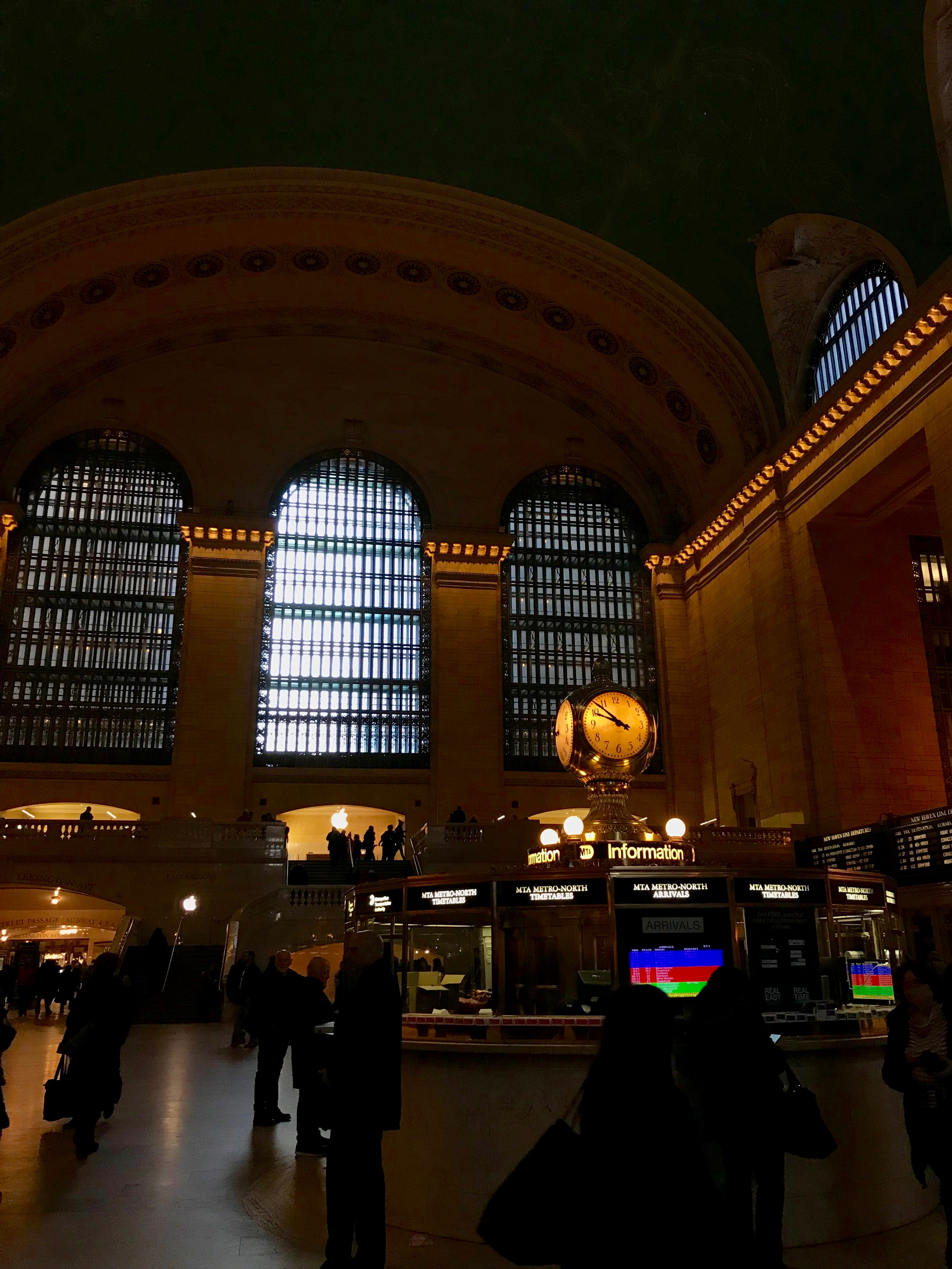 Grand Central Station New York City Train Station