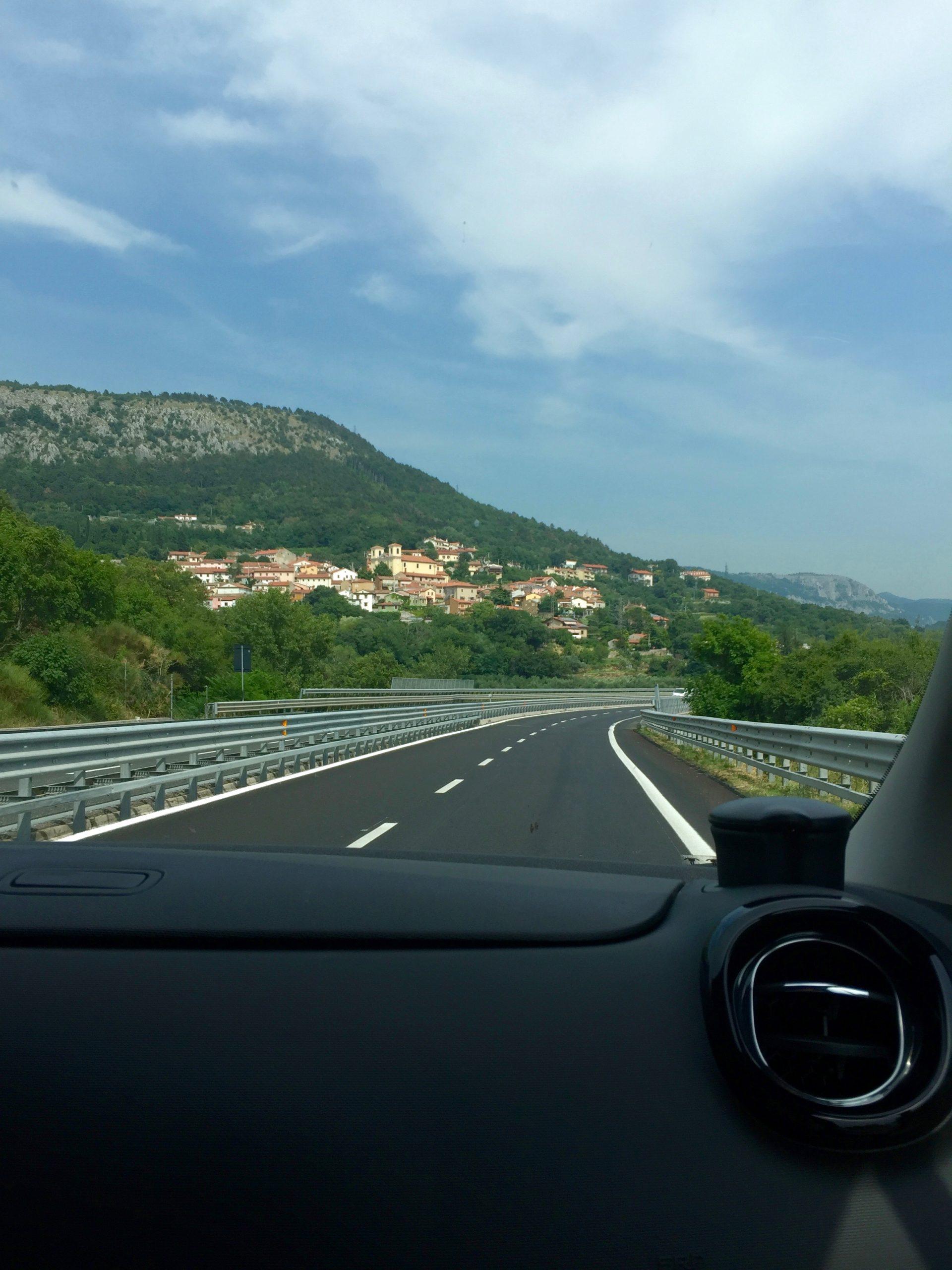 Portoroz Slovenia Eastern Europe Drive
