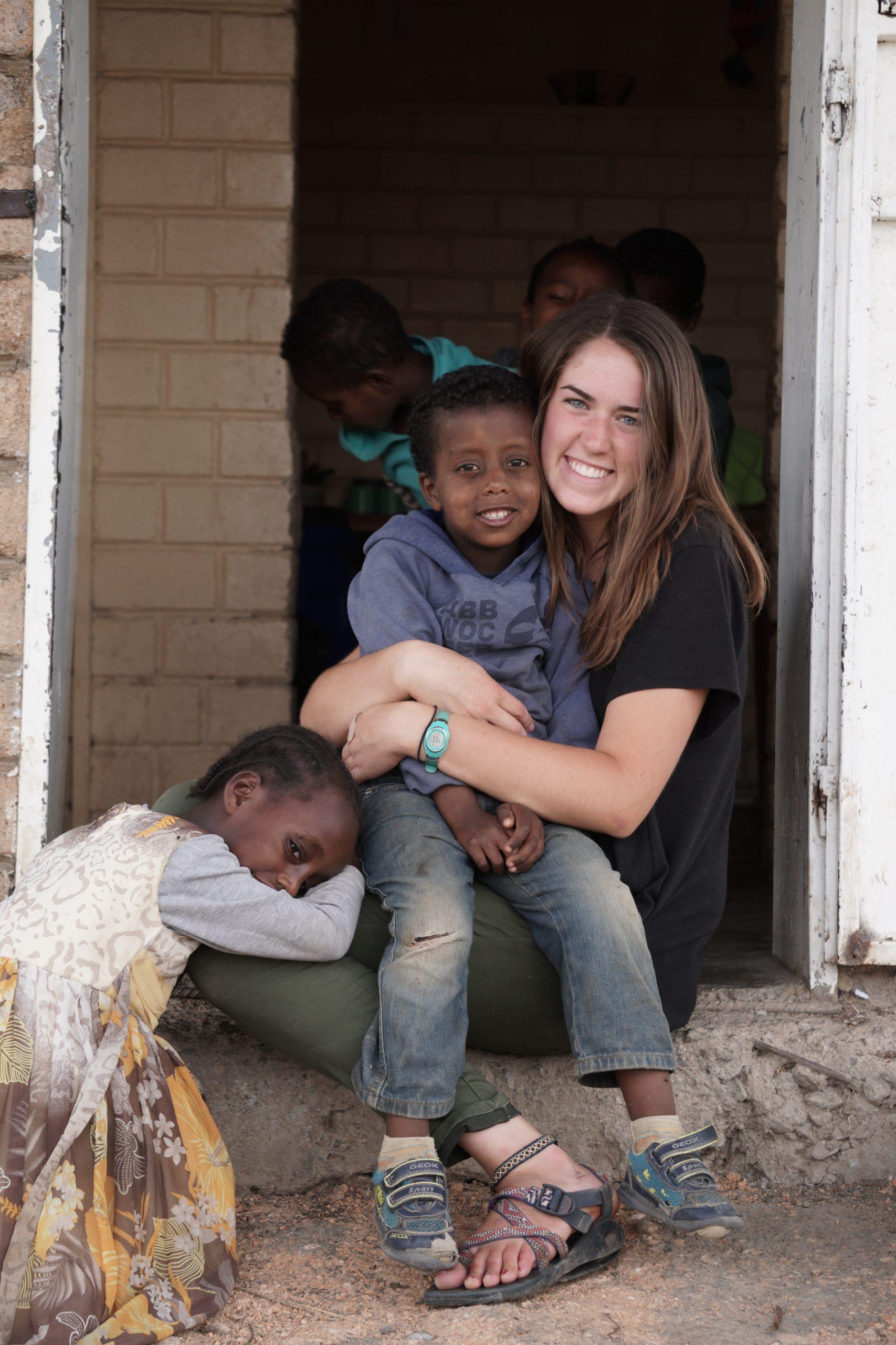 Abby Heskett World Race Gap Year Ethiopia