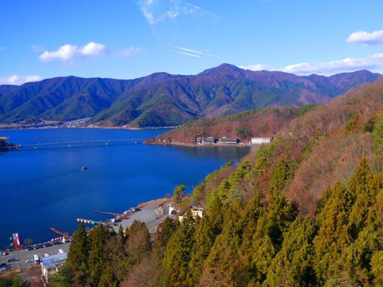 纜車 | 河口湖 | 富士山 | 巡日旅行攝