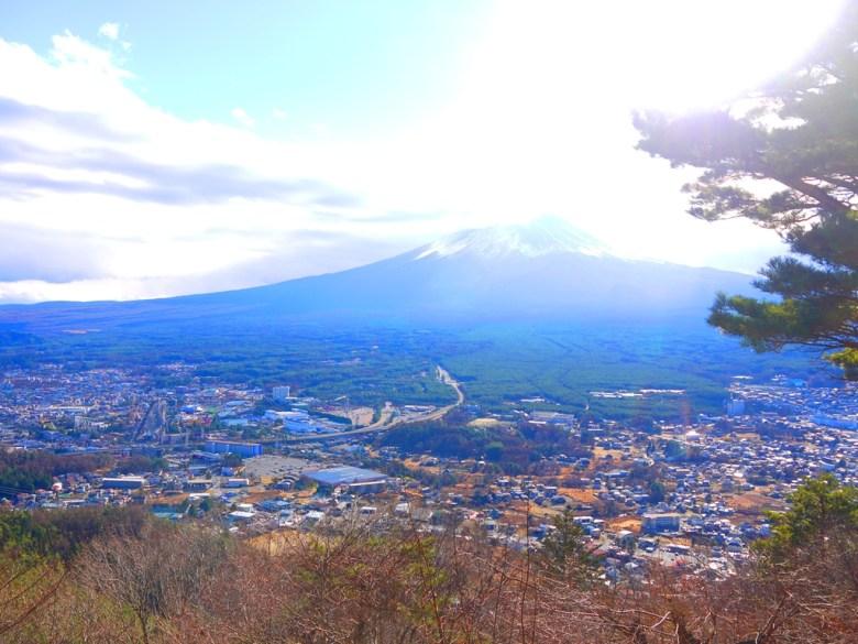 富士山 | Fujisan | 天上山公園 | 山梨 | Yamanashi | RoundtripJp