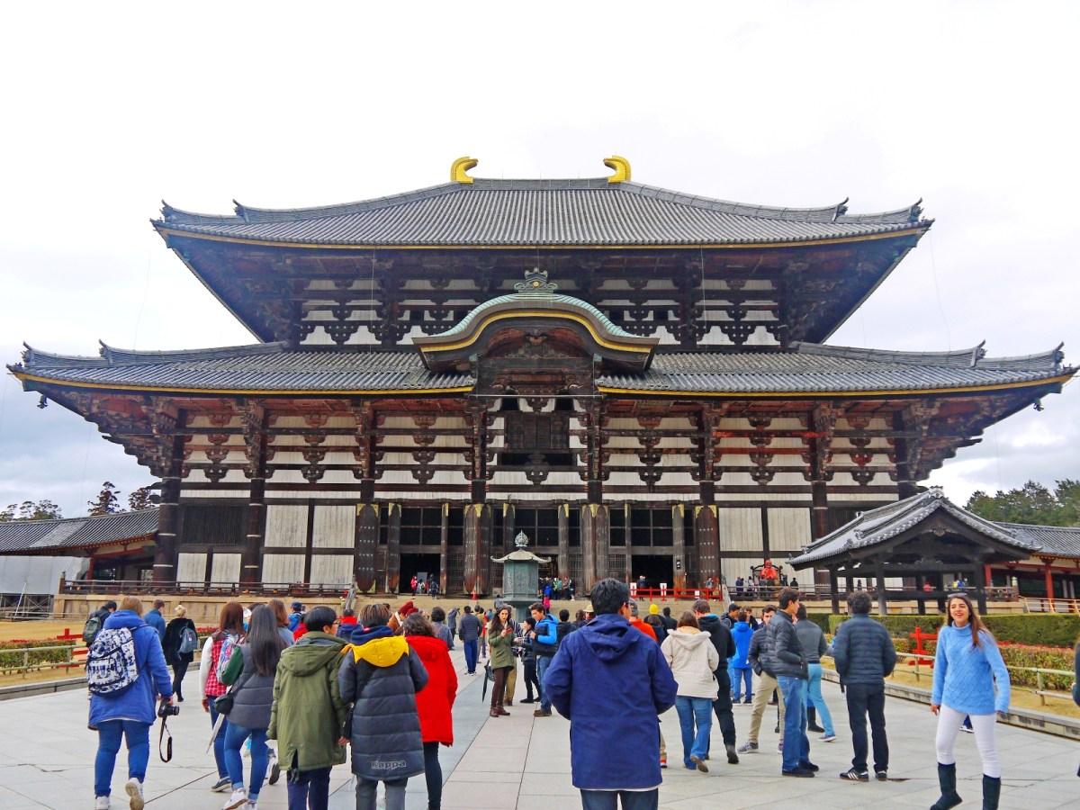 東大寺 | 東大寺大佛殿 | 金堂 | Nara | ならけん | RoundtripJp